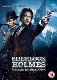 Sherlock Holmes 2: A Game Of Shadows (DVD)