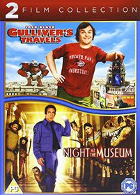 Gulliver's Travels / Night At The Museum (DVD)