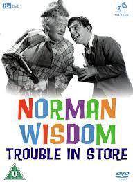 Norman Wisdom - Trouble in Store (DVD)