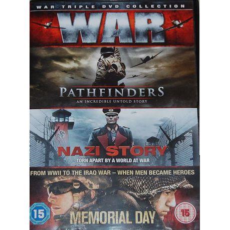 War Triple Pack DVD