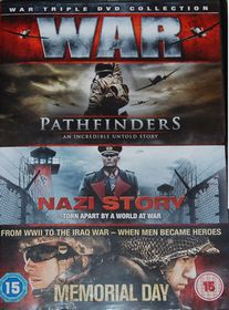 War Triple Pack (DVD)