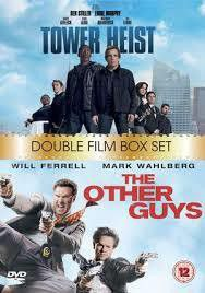 Tower Heist / The Other Guys (DVD)