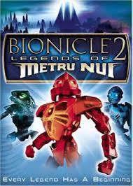 Bionicle 2 Legends Of Metru Nui (DVD)