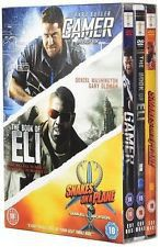 Gamer/ Snakes on a Plane/ Book of Eli (DVD)