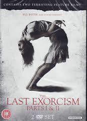 The Last Exorcism Parts 1 & 2 (DVD)