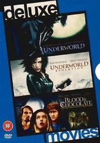 Underworld / Underworld 2 / Blood & Chocolate (DVD)