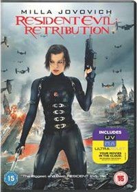 Resident Evil Retribution (DVD)