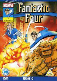 Fantastic Four - Seasons 1-2 (DVD)