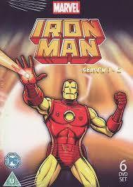 Iron Man - Seasons 1 & 2 (DVD)