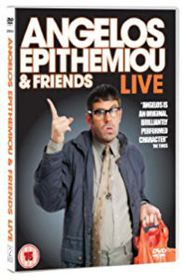 Angelos Epithemiou & Friends Live (DVD)