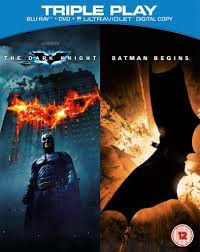Batman Begins / The Dark Knight (Blu-ray)