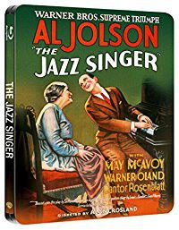 The Jazz Singer Steelbook [1927] (Blu-ray)