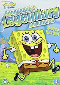 Spongebob Square Pants Boxset (DVD)