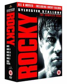 Rocky: The Complete Saga (DVD)