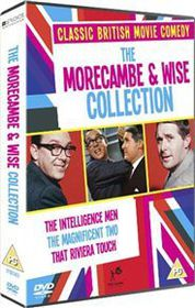 Morecambe and Wise Movie Collection (DVD)