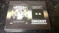 Legends Of Cricket DVD & Cufflinks Set (DVD)