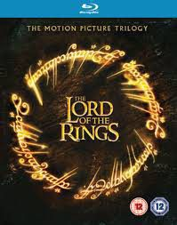 The Lord of the Rings Motion Picture Trilogy Theatrical Version (Blu-ray)