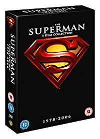 The Superman Movie Anthology (DVD)