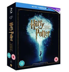 Harry Potter Box Set 2016 Edition (Blu-ray)
