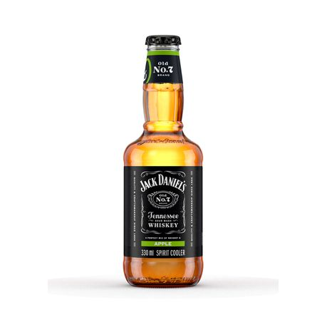 0dd98ad44a Jack Daniels - Tennessee Whiskey - Apple - 24 x 330ml
