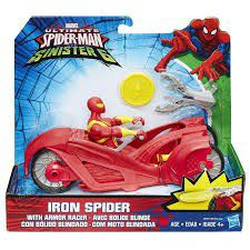 """Spiderman 6"""" Sinister Six Cycles - Iron Spider"""