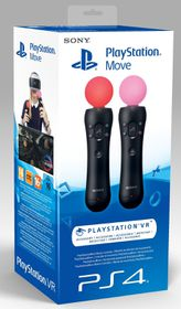 Playstation Move Twin Pack (PS4 & PSVR)