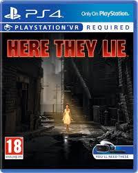 Here They Lie (PSVR)