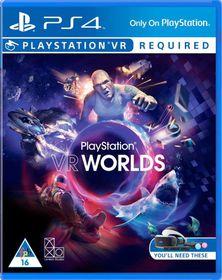 VR Worlds (PSVR)