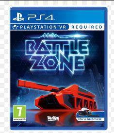 Battlezone (PSVR)
