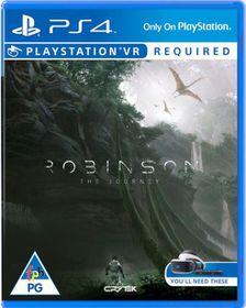 Robinson: The Journey (PSVR)