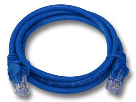 Linkbasic LAN 1m Cable - Blue