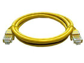 Linkbasic LAN 1m Cable - Yellow