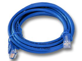 Linkbasic LAN 3m Cable - Blue