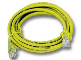 Linkbasic LAN 3m Cable - Yellow