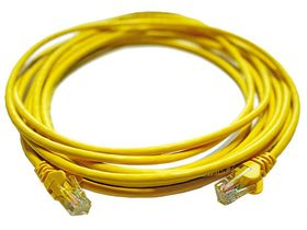 Linkbasic LAN 5m Cable - Yellow