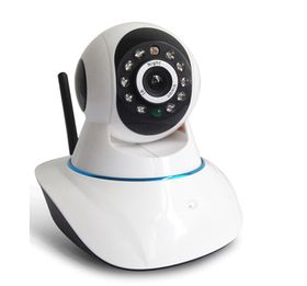 HD 720P Wireless IP Camera - Real Time Monitoring
