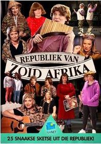 Zoid Afrika Sketse (DVD)