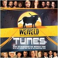 Weiveld Tunes (CD)