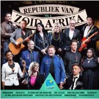 Republiek Van Zoid Afrika Vol.4 (CD)