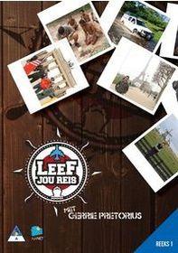 Gerrie Pretorius - Leef Jou Reis Reeks 1 (DVD)