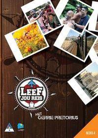Gerrie Pretorius - Leef Jou Reis Reeks 4 (DVD)