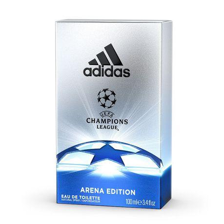 ab36f2b2617e2 Adidas Champions League Arena Edition Eau De Toilette - 100ml