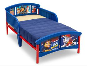 Delta Paw Patrol Toddler Bed Blue Buy Online In