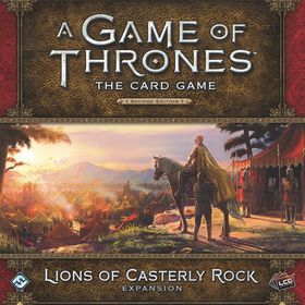 A Game of Thrones LCG 2nd Edition - Lions of Casterly Rock