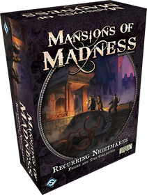 Cthulhu Mansions of Madness 2nd Edition - Recurring Nightmares Coll