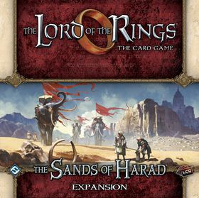 Lord of the Rings Card Game - The Sands of Harad