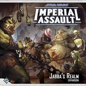 Star Wars - Imperial Assault - Jabba's Realm