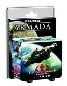 Star Wars Armada: Rebel Fighter Squadrons II