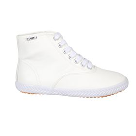 Tomy Woman WNG00102 Original Canvas High Top in White