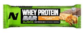Nutritech Whey Protein Bars - Peanut Butter